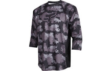 Fox Covert 3/4 Jersey men black/camo